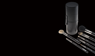kit di pennelli makeup