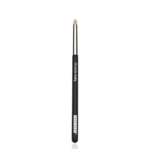 Il pennello da trucco occhi a penna per sfumature precise 220 precise shading di Korah